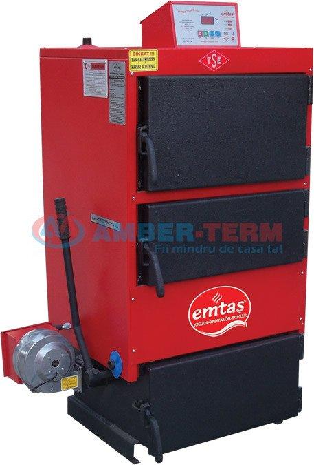 Котел Comb Solid Solid EMTAS EK3G-25 кВт - Отопительные системы/Котел на твердом топливе