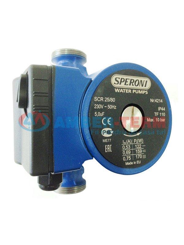 Pompa circulatie SCR 25/80-130mm (20SP50007) - Pompă de circulație  /  AMBER-TERM