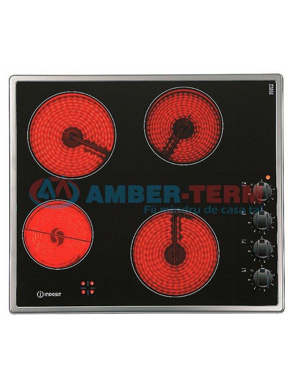 Plita electrica INDESIT VRM 640 M IX (F074065) - Aragaz electric încorporabil  /  AMBER-TERM