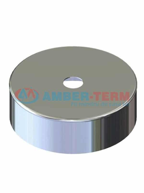 Deca d.260 pu Ingustare d.200 inox 304 (Дека) - Coș pentru cazan combustibil solid  /  AMBER-TERM