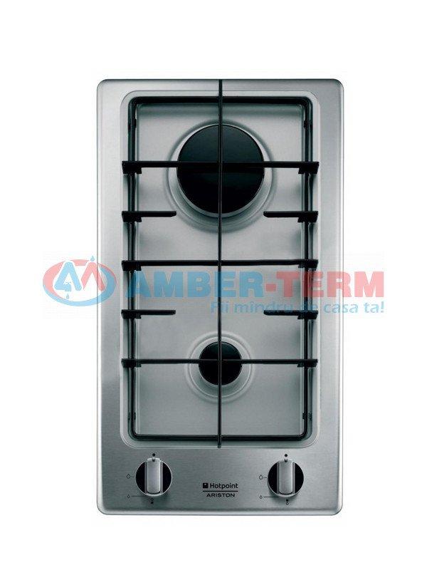 Plita Hotpoint-Ariston DK 20S (IX) /HA/F078212 - Aragaz pe gaz incorporabil  /  AMBER-TERM